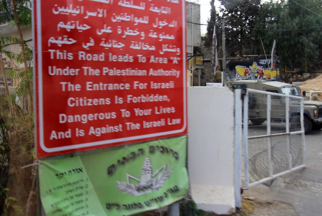 Alltag in Palestina und Israel: Grenzen, Verbote, Mauern, Drohungen...