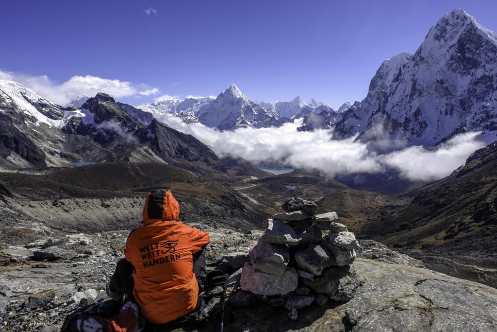 Erst 2009 – im Anschluss an eine Reise nach Nepal zum Mt. Everest Basecamp - war plötzlich ein starker Antrieb in mir da und ich wollte anfangen zu meditieren.