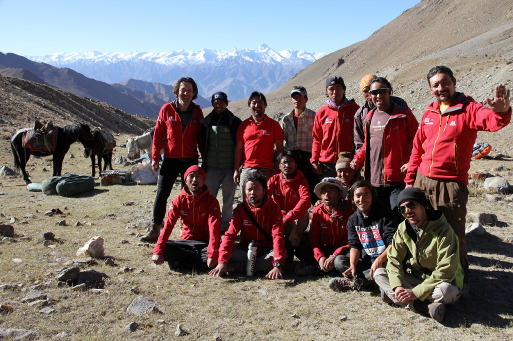 Workshop bis auf 5300m: Im Oktober 2013 mit dem Weltweitwandern-Ladakh-Team unterwegs im Himalaya