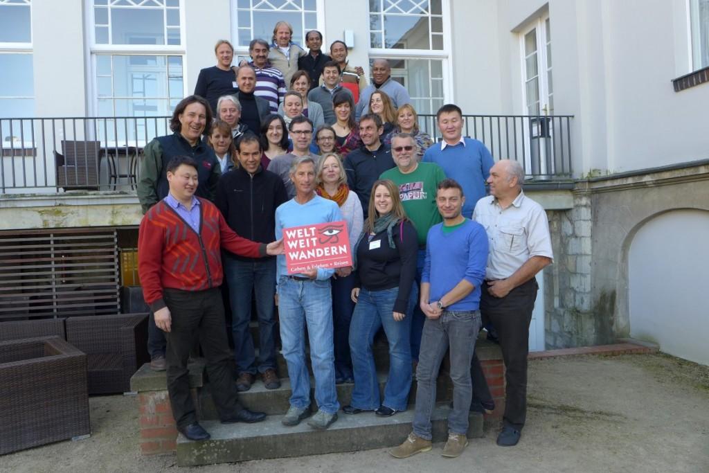 Die Weltweitwandern Partnerakademie in Berlin: Ein mehrtägiger, intensiver Erfahrungsaustausch!