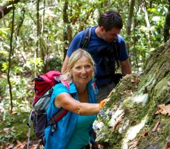 """Die Wanderführerin Christa ist unsere """"Geheimzutat"""" hinter dem Erfolg unserer Medeirareisen! ;-)"""
