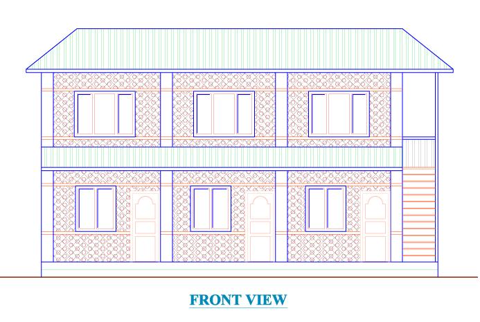 """Wiederaufbauplan  - Kinderheim: Die Zeit nutzen wir zudem, damit die """"Architekten ohne Grenzen"""" in Zusammenarbeit mit örtlichen Bauingenieuren nun eine wirklich fundierte und langlebige Detail-Planung der Erweiterungsbauten machen können."""