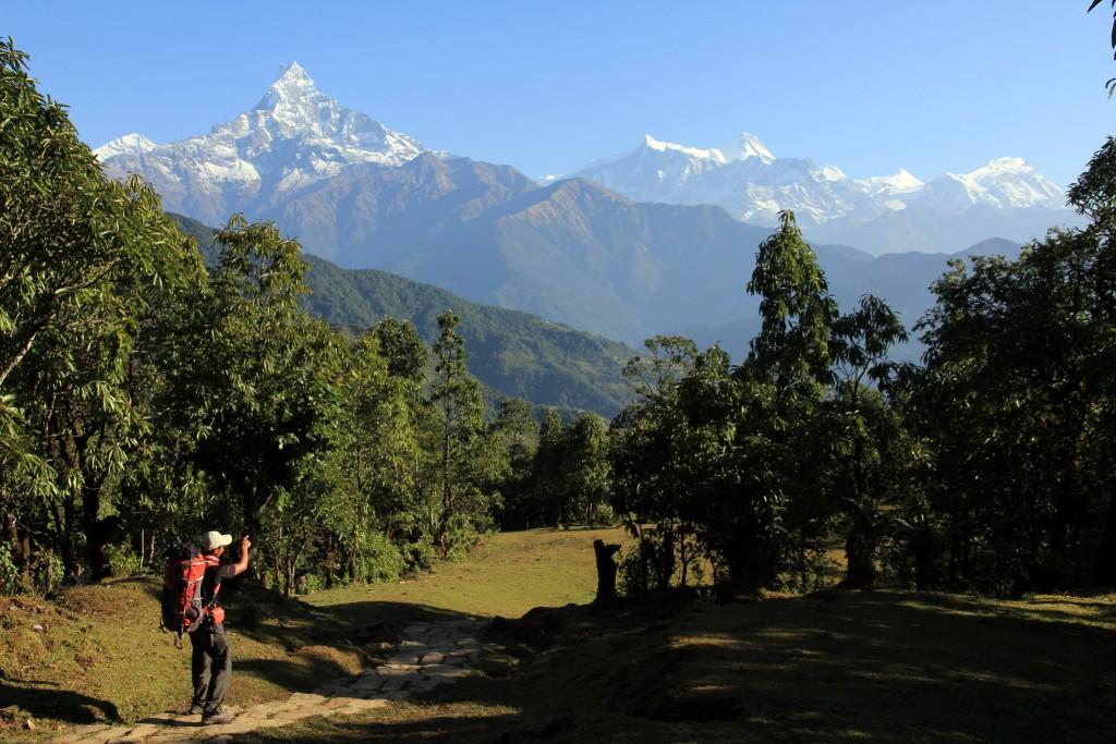 Nepal hat eine wunderschöne Natur und traumhafte 8000er !
